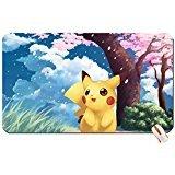 Anime Pokemon Pikachu Tapete Big Maus Pad Computer MOUSEPAD Maße: 23,6x 13,8x 0,2