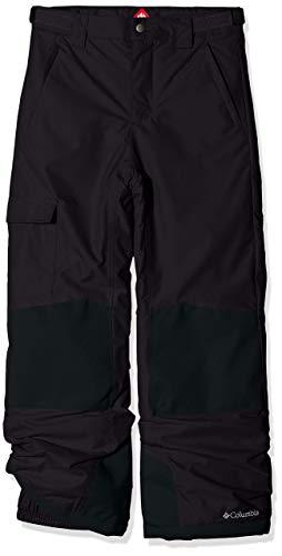 Columbia Enfant Pantalon de Ski Imperméable, Bugaboo II Pant, Nylon, Rouge (Red Spark), Taille S,...