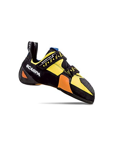 Scarpa Booster S Scarpa arrampicata 43,5 black/blue