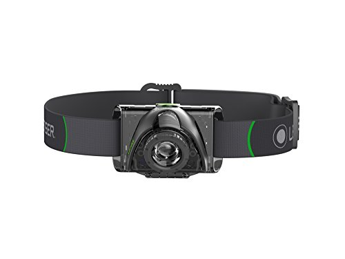 Ledlenser MH6 Rechargeable German LED Headlamp (Black)  available at amazon for Rs.3125