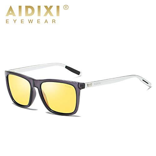 Mjia sunglasses Sportbrillen,Polarisierte Bunte Mode Sonnenbrille,Aluminium Magnesium...
