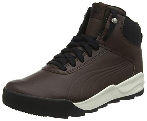 Puma Unisex-Erwachsene Desierto Sneaker L, Braun (Chocolate Brown-Chocolate Brown), 41 EU