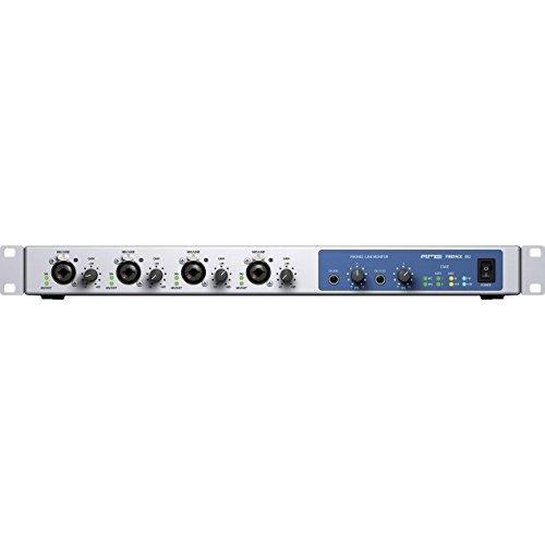 RME Fireface 802 7.1channels FireWire - Audio Cards (7.1 channels, 24 bit, 115 dB, 110 dB, 24-bit/192kHz, 24-bit/192kHz)