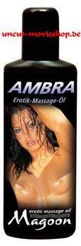 MAGOON Ambra Massage-Öl 100ml