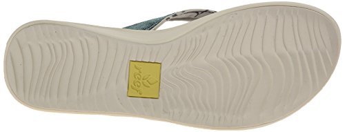 Reef Rover ladies separatore punta. new Blu (blu)