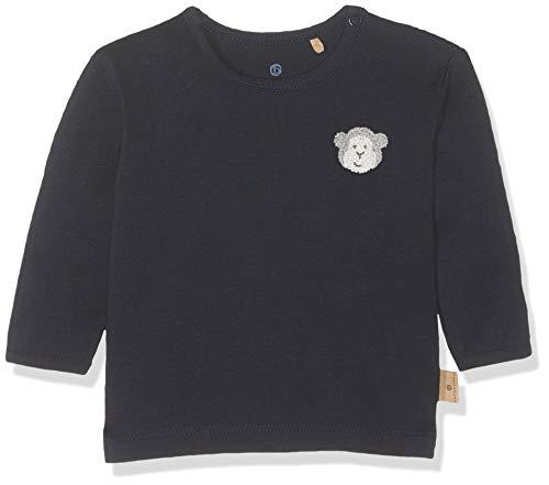 Bellybutton mother nature & me Unisex Baby 1/1 Arm T-Shirt, Blau (Navy Blazer Blue 3105), 80 -