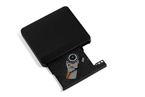 LG GP50NB41 8X Super Multi USB 2.0 Portable DVD-RW-Laufwerk schwarz
