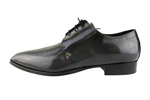 CARLO PIGNATELLI classiche uomo grigio pelle AH737 (42,5 EU)