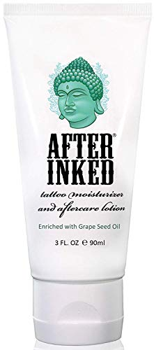 After Ink - Lotion Nourrissante Après Tatouage - 75ml