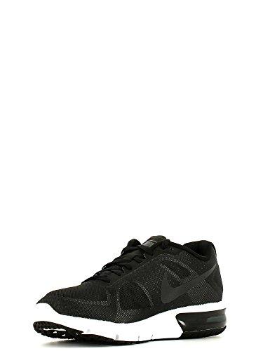 Esecuzione gry nero Mltc Negro In Sequent Scarpe Wlf Air bianco Hmtt Max Nike Wmn Donna Nere A6qw8v