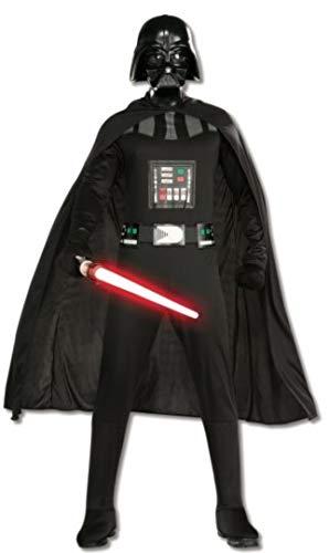Darth Vader Für Kostüm Dress Erwachsene - Rubie's Erwachsene Darth Vader Kostüm