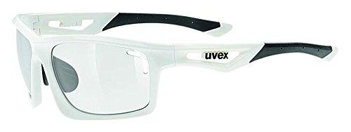 Uvex Erwachsene sportstyle 705 vario Sportbrille, white, One Size
