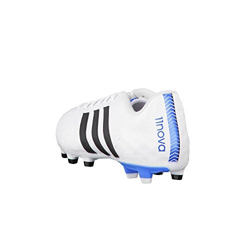 adidas 11nova Fg, Scarpe da Calcio Uomo Bianco