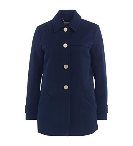 Michael Kors Mantel Navy Blau Blue