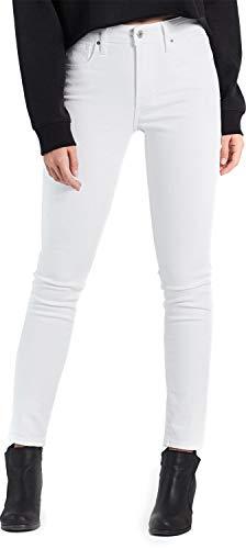 Levis 721 High Rise Skinny Jeans Größe: 27 Länge: 32 Farbe: Weiß (Levis High Rise Skinny Jeans)