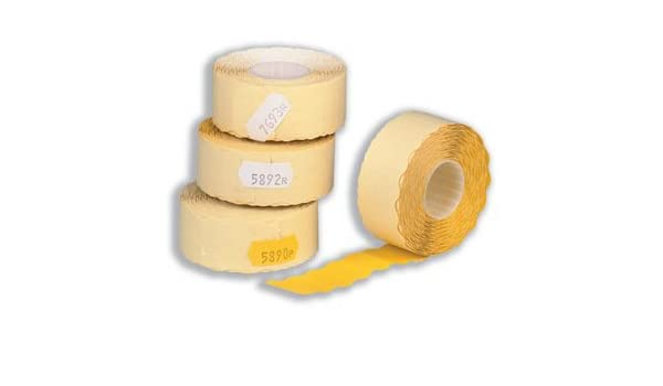 Yellow, Roll, Paper Avery YR1226 self-adhesive label self-adhesive labels