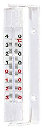 TERMOMETRO IN ABS CM.14X5 X ESTERNO A.102873 Cartomatica Confezione da 1PZ