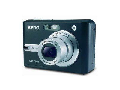 kamera 8.0 (3264 x 2448) 32 MB (Benq Digitalkamera)