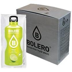 Paquete de 24 sobres bebida Bolero sabor Lima
