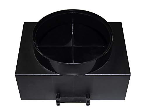 RESPEKTA ULW 1 Umluftweiche (156 mm tief)