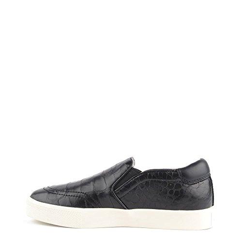 Sneaker Schuhe Leder Aus Damen Impuls Schwarz Ash qTnEPUFWZP