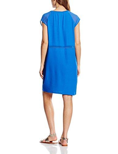 Sud Express - Rainylise, Vestito Donna Bleu (Néon)