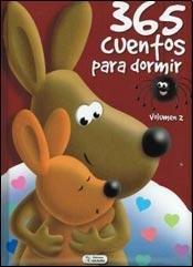 Ediciones Saldaña - Libro 365: Cuentos para dormir, 19 x 27 cm (CTD087)