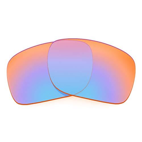 Revant Ersatzlinsen für Oakley Holbrook Elite Tracer Orange MirrorShield® 071e2e852e8d