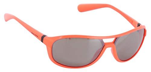 Basta POP Sonnenbrille neon orange/Silver