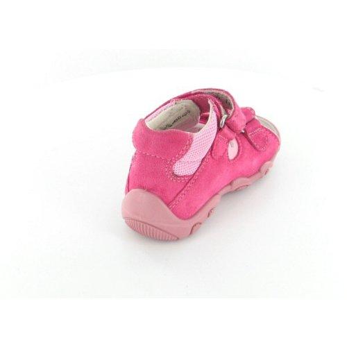LEGeRO 0-00011-64 Unisex - Kinder Sandalette Rot