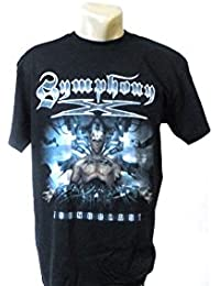 Symphony X - Iconoclast Tour Band T-Shirt
