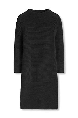 Esprit 096ee1e026, Robe Femme Noir (Black 001)