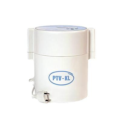 Wasserionisator zu Herstellung von basischem Wasser und Silberwasser, kolloidales Silber, saures Wasser, Laugenwasser, ionisiertes Wasser