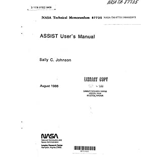 ASSIST: User's manual (English Edition)