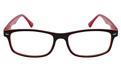 30ad3f5104 PrevNext. 1. 2. 3. 4. TBOC Gafas de Lectura Presbicia Vista Cansada –  Graduadas +1.50 Dioptrías Montura de Pasta Bicolor ...