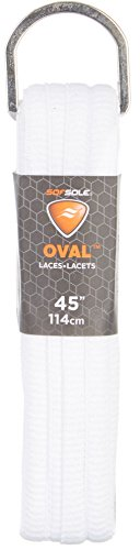 Sof Sole Athletic Oval Lace White 45