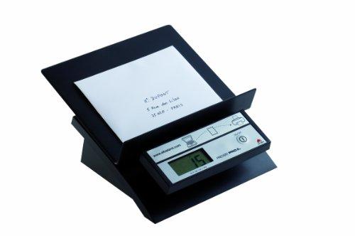 ALBA elektronische Briefwaage PRO/PREPRO2 19x22x10,5cm dunkelgrau ABS bis 2 kg