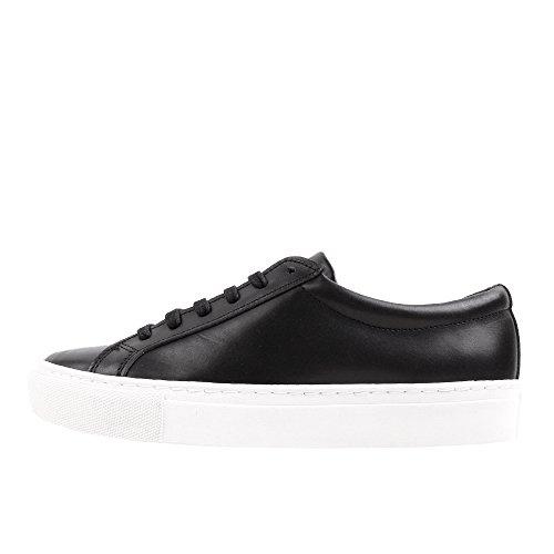 rockamora-louis-chaussures-en-cuir-low-noir-blanc-46