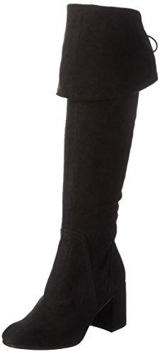 Marco Tozzi Damen 25546 Langschaft Stiefel, Schwarz (Black 001), 37 EU (Amazon Stiefel Schwarze Von)