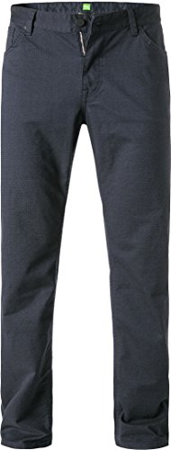 BOSS Green Herren Jeans Denim-Hose, Größe: 48/34, Farbe: Blau