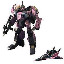 Toynami Robotech Maia Shadow Alpha Fighter MPC by Toynami