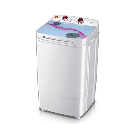 OCYE Mini Lavatrice | per Campeggio | Lavaggio Automatico | da Viaggio| con Funzione di Rotazione | Funzione di Sicurezza | Fino a 7.8 kg | 380 Watt Max.