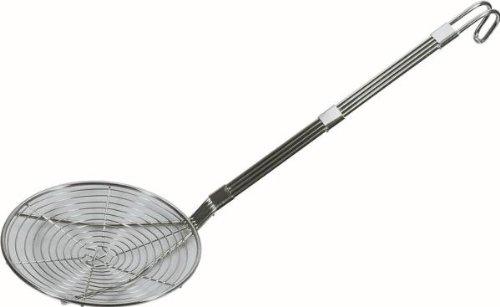 WAS 2094160 Frittierlöffel 16 cm, CNS