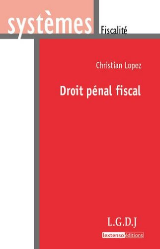 Droit pénal fiscal