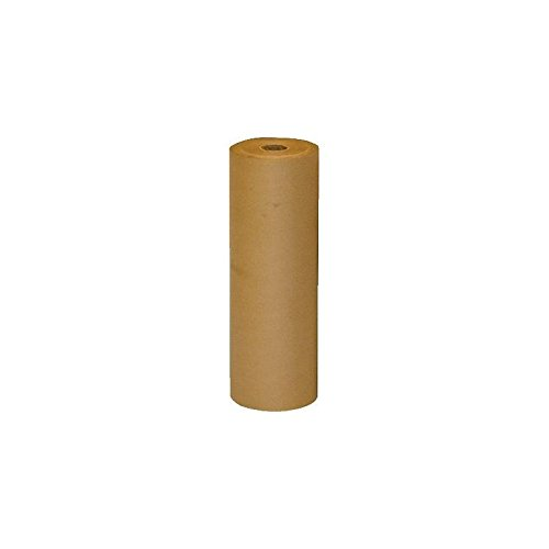 smartboxpro 253101609 Packpapier auf Rolle, 700 mm x 50 m, braun
