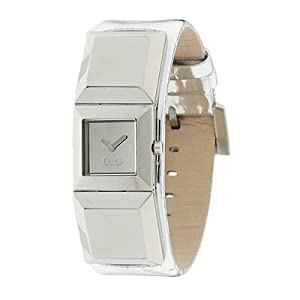 Dolce & Gabbana – Reloj de pulsera mujer, piel, color blanco