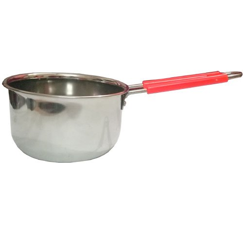 Jalpan Induction SAUCE PAN 2 Liter Large - 18cm - with - 'Wire Handle'