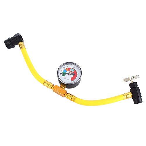 Preisvergleich Produktbild Auto Kältemittel R134 a Recharge Schlauch 1 / 5, 1 cm mit Klimaanlage Manometer
