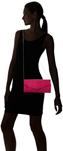 New Look Womens Misha Clutch Pink (Pink Niu)