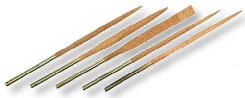 perma-grit Set von fünf 18cm Nadel Dateien